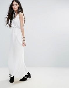 Платье макси Glamorous - Белый
