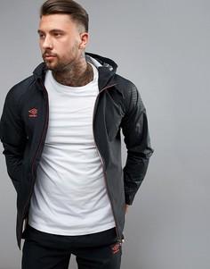 Черная куртка Umbro UX Training Performance - Черный