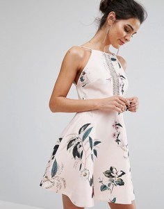 Платье мини Keepsake Do It Right - Мульти