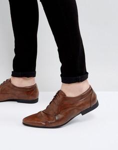 Строгие туфли Burton Menswear - Коричневый