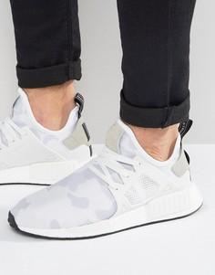 Белые кроссовки adidas Originals NMD_XR1 BA7233 - Белый