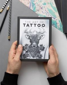 Книга The Art of Tattoo - Мульти Books