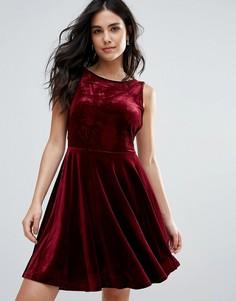 Платье для выпускного Glamorous - Красный