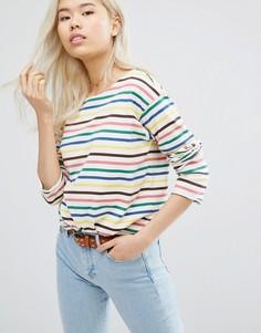 Лонгслив в полоску M.i.h Jeans - Мульти