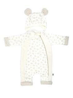 Комбинезоны нательные для малышей Сонный гномик