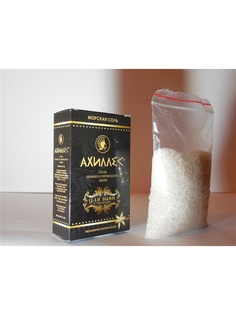 Соль для ванн Ахиллес