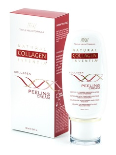 Скрабы Natural Collagen Inventia