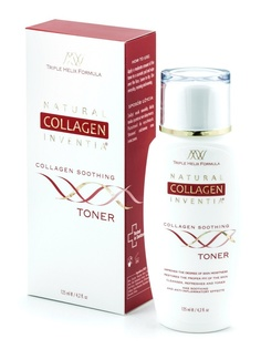 Тоники Natural Collagen Inventia