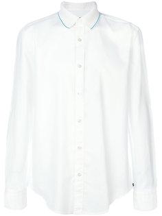 рубашка с закругленным подолом Boss Hugo Boss