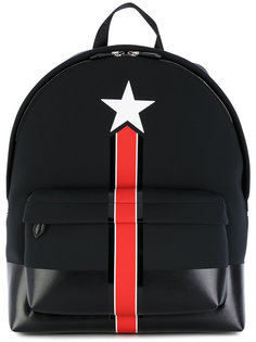 рюкзак с передним карманом на молнии Givenchy