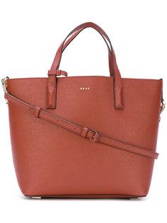 сумка-тоут с верхними ручками DKNY