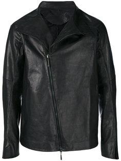 куртка со смещенной застежкой Masnada