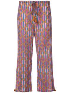 укороченные брюки Goa Figue