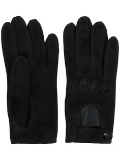 cut out detail gloves Manokhi