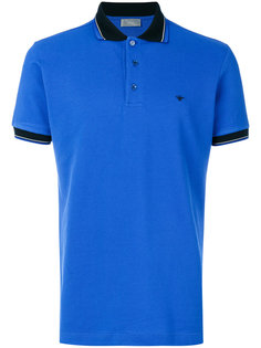 contrasting detail polo shirt Dior Homme