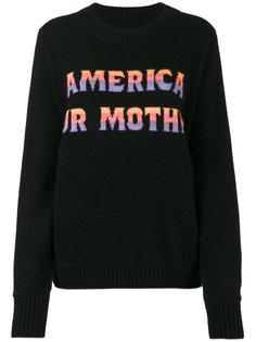 свитер America Our Mother The Elder Statesman