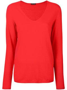V-neck cashmere jumper  Iris Von Arnim