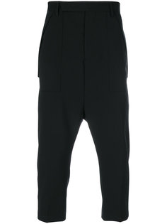 cropped trousers Rick Owens