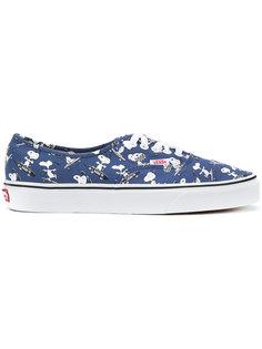 оригинальные кроссовки Skating Snoopy Vans
