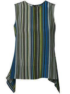 блузка в полоску  Akris Punto
