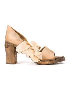 knot detail sandals Cherevichkiotvichki