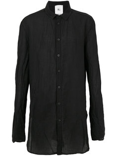 Pocket longline shirt Lost & Found Rooms