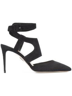 туфли-лодочки с ремешком на щиколотке  Paul Andrew