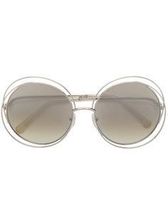 солнцезащитные очки Carlina Chloé