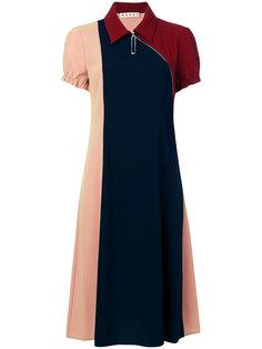 """платье дизайна """"колор-блок"""" Marni"""