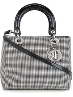 сумка Lady Dior Christian Dior Vintage