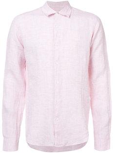 классическая рубашка с длинными рукавами  Orlebar Brown