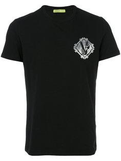 logo print T-shirt  Versace Jeans