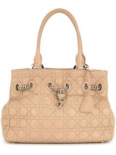 стеганая сумка-тоут  Christian Dior Vintage