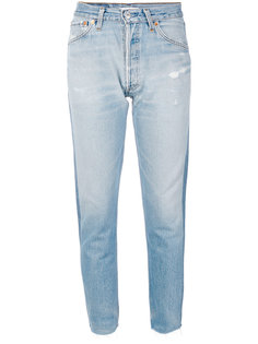 cropped jeans  Re/Done