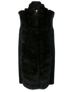 sleeveless coat Manzoni 24