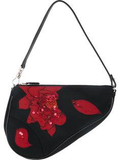 сумка-седло Christian Dior Vintage