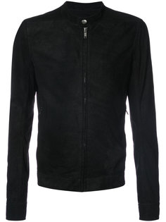 куртка с молнией спереди  Rick Owens