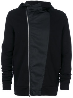 dislocated fastening hoodie Lost & Found Rooms