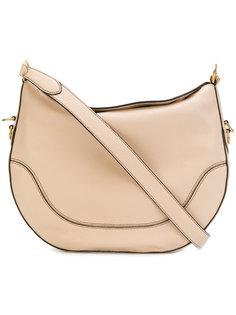 большая полукруглая сумка Marc Jacobs