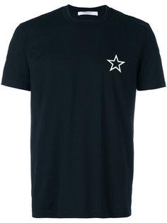 футболка с принтом звезды Givenchy
