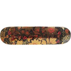 Дека для скейтборда для скейтборда Юнион Хохлома Gold 32 x 8.125 (20.6 см)