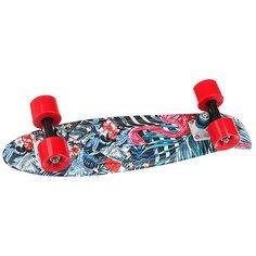 Скейт мини круизер Penny Original 22 Ltd Flamingo Forest 6 x 22 (55.9 см)