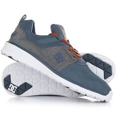 Кроссовки DC Shoes Heathrow Se Navy/Blue/White