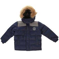 Куртка детская Quiksilver New red bud boy Medieval Blue