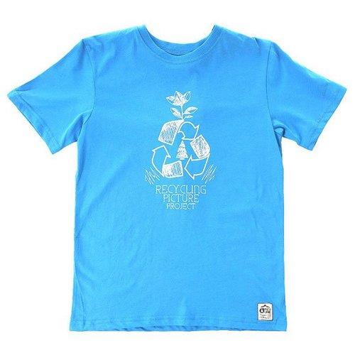 Футболка детская Picture Organic Econ Blue