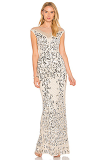 Вечернее платье tonia - Parker Black