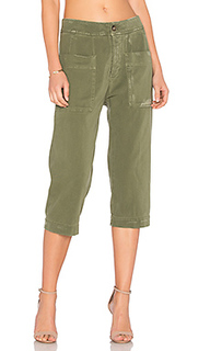 Cropped work pant - James Perse