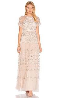 Кружевное вечернее платье constellation - Needle & Thread