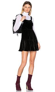 Long sleeve panel dress - McQ Alexander McQueen