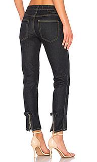 Укороченные джинсы bow - AMO